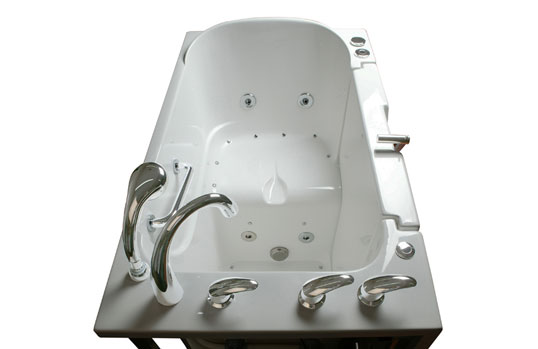 Handicap Tub - Accessible Walk-in Bathtub