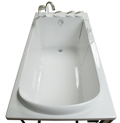 The Lay Down - Accessible Walk-in Bathtub